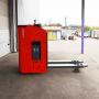Самоходная электрическая тележка TX50 (г/п 5000 кг, АКБ 24V/420Ah)