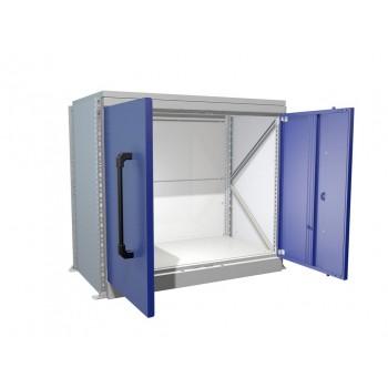 Усиленный инструментальный шкаф HARD 1000-000000