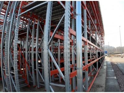 Саммонесущий склад для хранения шин в г.Санкт-Петербург