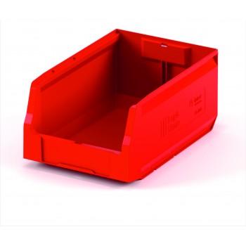 Складской лоток 350х225х150 мм красный