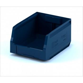 Складской лоток 300х225х150 мм синий