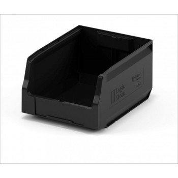 Складской лоток 300х225х150 мм чёрный