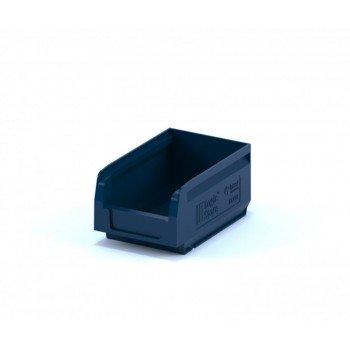 Складской лоток 165х100х75 мм синий