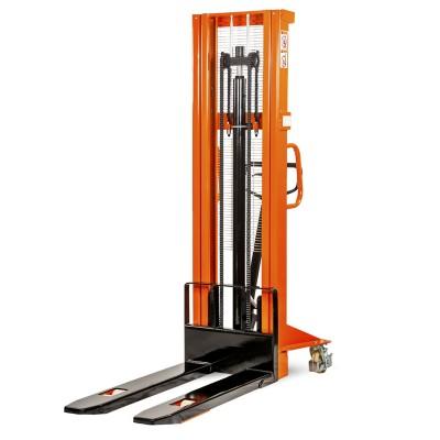 Штабелер ручной гидравлический TOR SDJ1030 (г/п 1.0 т, в/п 3.0 м)