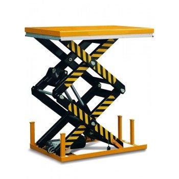 Стол подъёмный стационарные XILIN DG03 (г/п 1000 кг, в/п 190-1000 мм)