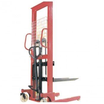 Штабелер ручной гидравлический TOR PMS1000-1600 (г/п 1 т, в/п 1.6 м)
