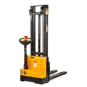 Штабелер электрический самоходный WS12S-1600 TopLifter 1.6 м, 1200 кг