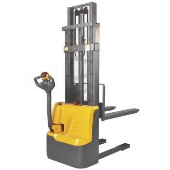 Штабелер электрический самоходный CDD10R-E TopLifter 3.0м, 1000 кг