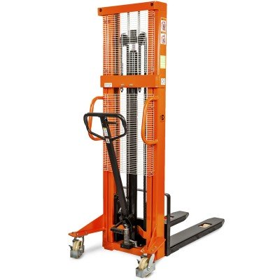 Штабелер ручной гидравлический TOR SDJ1025 (г/п 1.0 т, в/п 2.5 м)