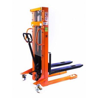 Штабелер ручной гидравлический TOR SDJ500 (г/п 0.5 т, в/п 1.6 м)