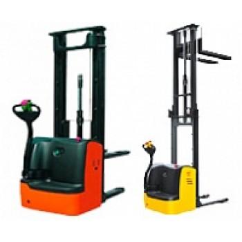 Штабелер электрический самоходный IWS10S-1600 TopLifter 1.6 м, 1000 кг