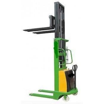 Штабелер гидравлический с электроподъемом CTD TopLifter г/п 1.6 м, 2000 кг