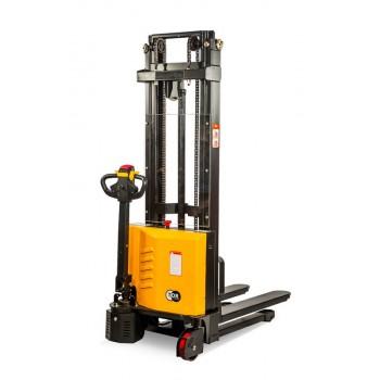 Штабелер электрический самоходный TOR PWS15S-1600 (г/п 1500 кг, в/п 1.6 м)