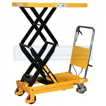 Гидравлический подъемный стол SMART SPS 150 (г/п 150 кг, в/п 1100 мм, р/п 700х450 мм)