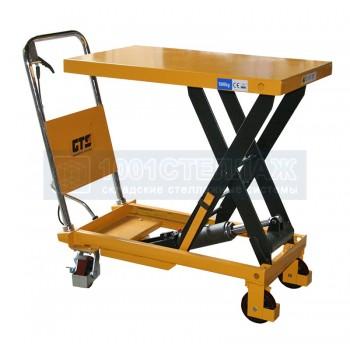 Гидравлический подъемный стол SMART PT 500A (г/п 500 кг, в/п 900 мм, р/п 815х500 мм)