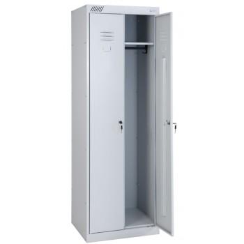 Металлический шкаф для одежды ТМ-12-600