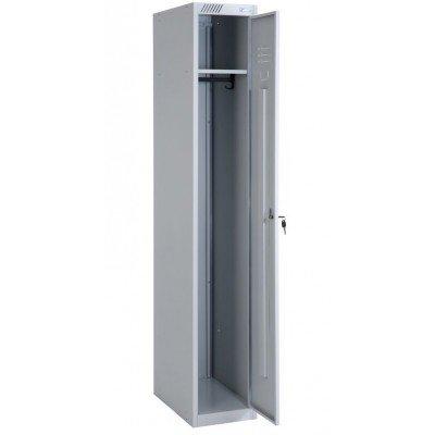 Металлический шкаф для одежды ШРС-11-400 (модульный)