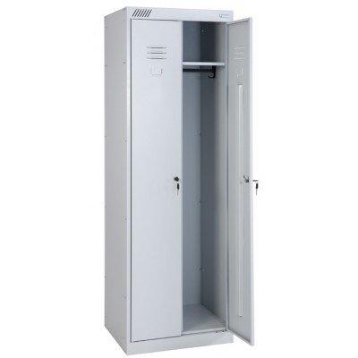 Металлический шкаф для одежды ТМ-12-800