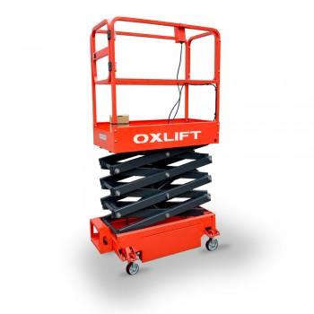 Ножничный Подъемник QX-030-030 OXLIFT 300 кг 3 м