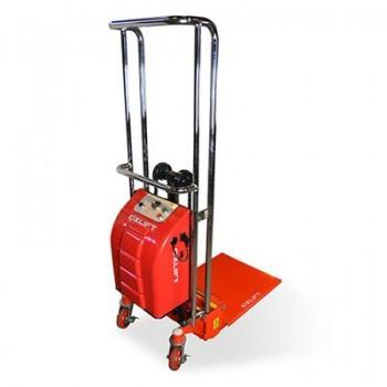 Штабелер с электроподъемом SES4015 Mini OXLIFT (г/п 400 кг, в/п 1.5 м)
