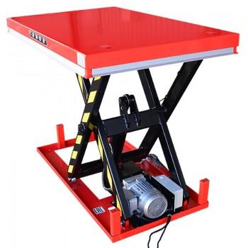 Гидравлический подъемный стол NY-200 OXLIFT (2000 кг, 1000 мм, 1300х800 мм)