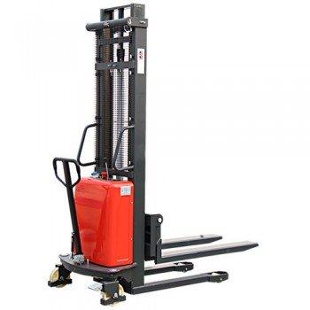 Штабелер с электроподъемом SES 1516 OXLIFT (г/п 1500 кг в/п 1.6 м)