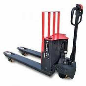 Самоходная электрическая тележка 1500 кг OXLIFT TX15 24V/70Ah