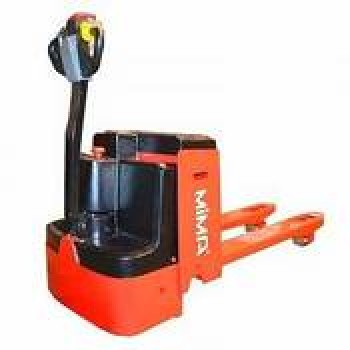 Самоходная электрическая тележка 2000 кг OXLIFT MIMA TEW20